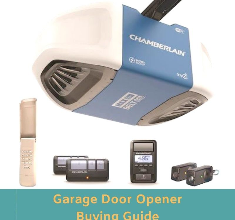Buying Guide Garage Door Opener