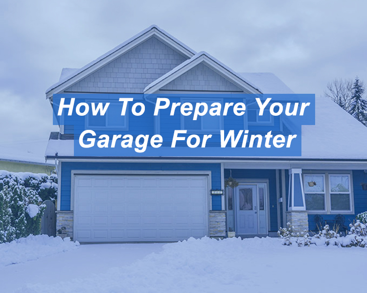 Garage Door Winter-Proof
