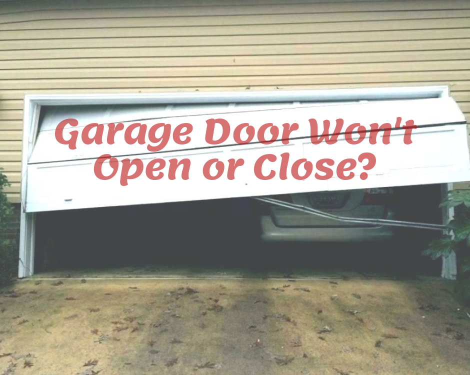 Automatic Garage Door PROBLEMS